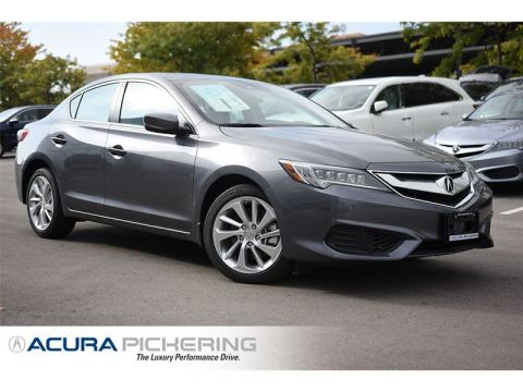 New 2017 Acura ILX Technology Package