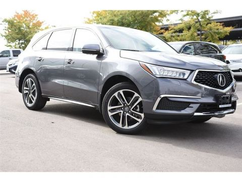 New 2017 Acura MDX Technology Package With Navigation & AWD